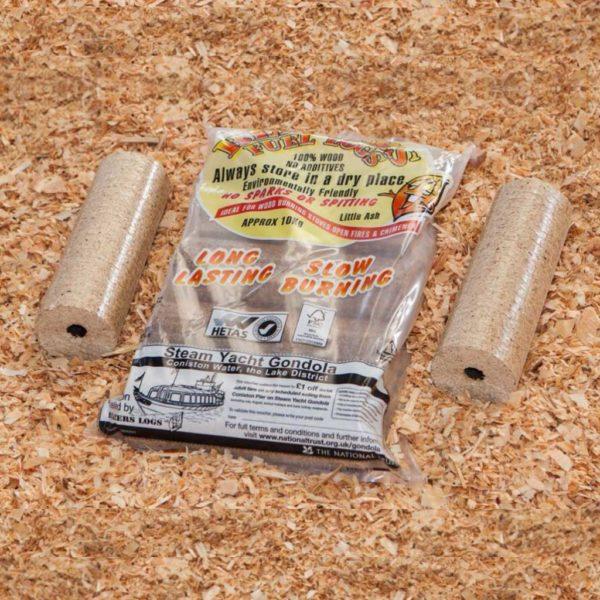 Blazer Fuel/Heat Logs