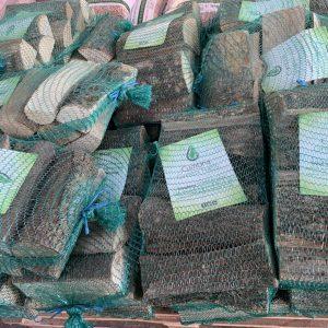 Kiln Dried Ash Log Nets