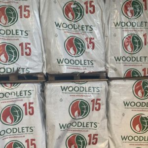 Woodlets Pellets