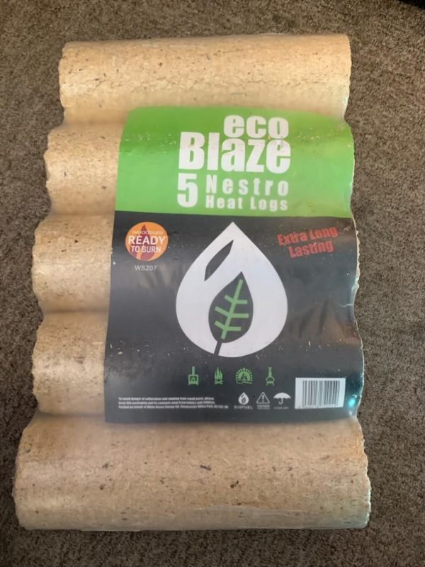 Eco Blaze Fuel/Heat Logs