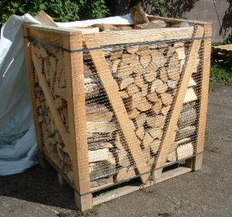 Kiln Dried Ash Logs